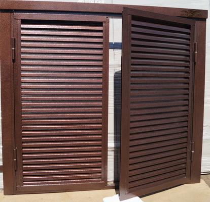 металлические двери решетки металлические ставни
